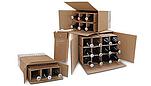 Geprüfte Flaschenversandkartons