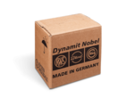 Gefahrgutverpackung Dynamit Nobel