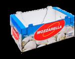 Stanzverpackung für Milchprodukte - Penny Mozarella