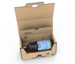 Einzelversandverpackung für Flaschen - La Vita