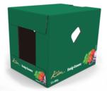 Wrap-around-Verpackung - KIM Apfelessig
