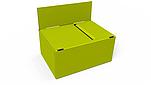 Closed Box für sichere Sammlung von Dokumenten