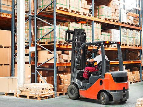 Verpackung für Logistik Dienstleister