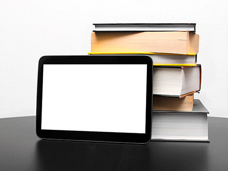 Verpackung für den Versand von Bücher und Multimedia