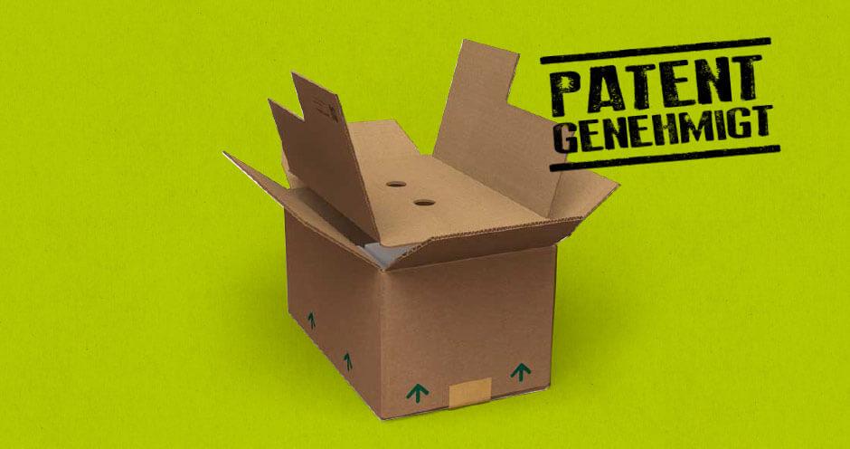 Freude statt Frust - Auspacken mit der Einstoffverpackung FastFix von Klingele