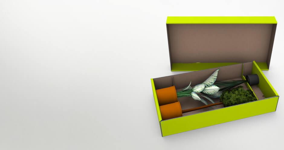 Versandverpackung Für Pflanzen Und Blumen Klingele Papierwerke