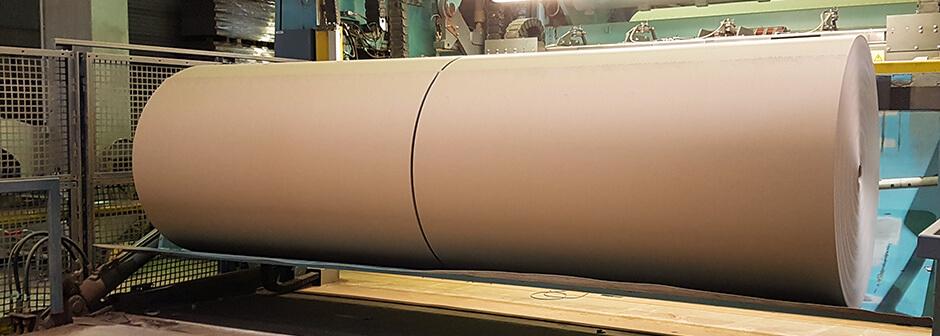 Produkte und Papiersorten für Wellpappe