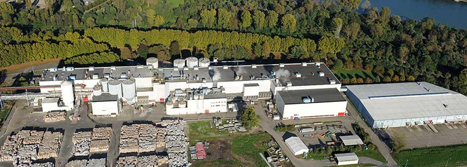 Papierfabrik Straßburg