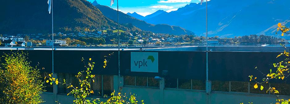 Verarbeitungswerk Sykkylven, Norway
