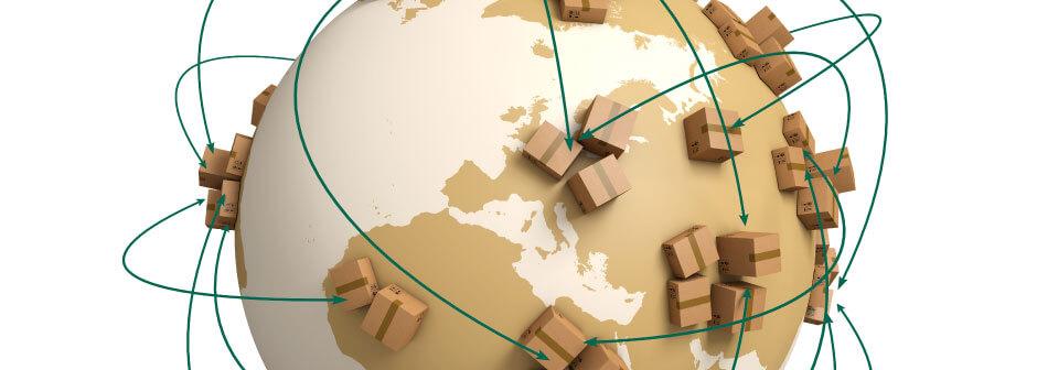 Weltweite Herstellung und Verarbeitung von Wellpappe
