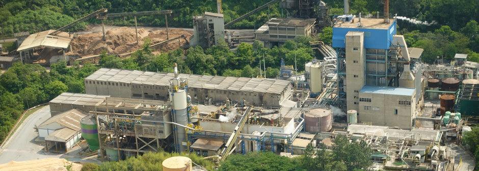 Kraftliner-Werk von Klingele in Brasilien