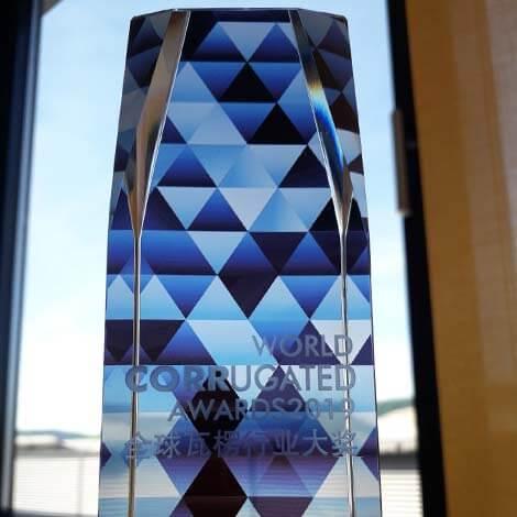 World Corrugated Award 2019