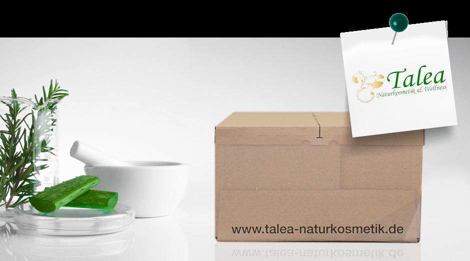 Talea Naturkosmetik - Verpackungen aus Wellpappe von Klingele