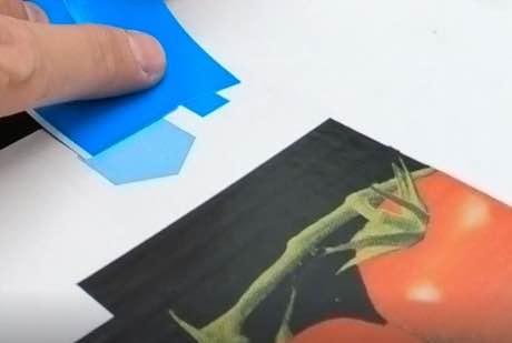 Klingele Farbabgleich Verpackung Druck