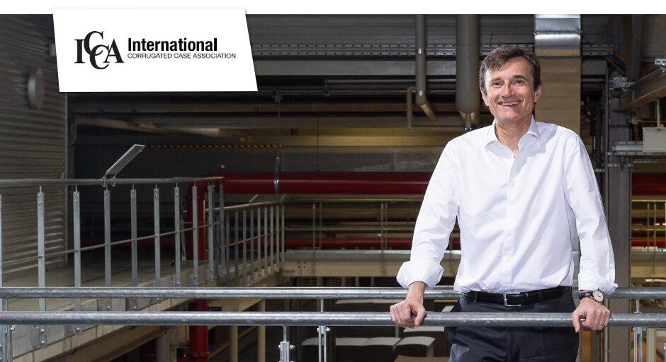 Dr. Jan Klingele wird Vorsitzender des ICCA – dem Weltverband der Verpackungsbranche