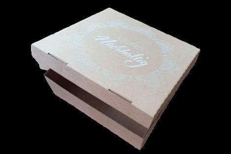 Umweltfreundliche Tortenverpackung für BÄKO
