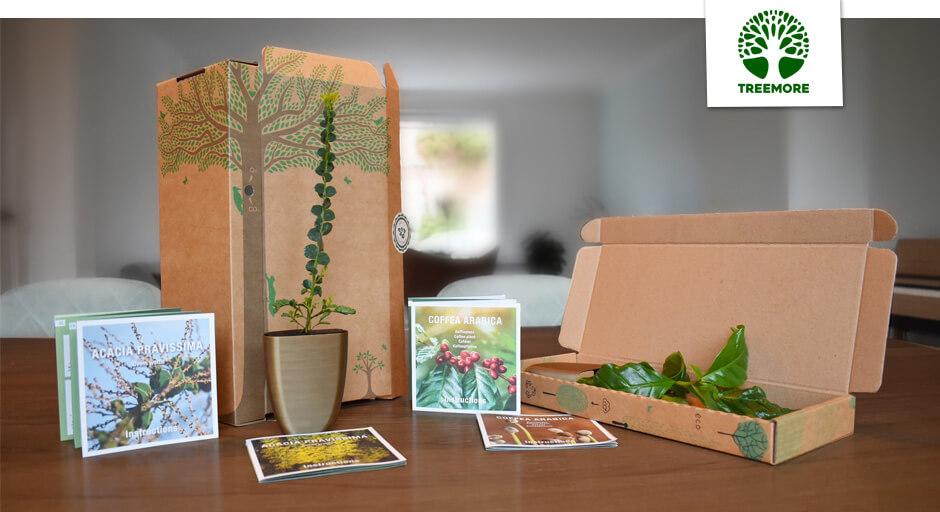 Pflanzenversandverpackungen für Versand per Briefpost
