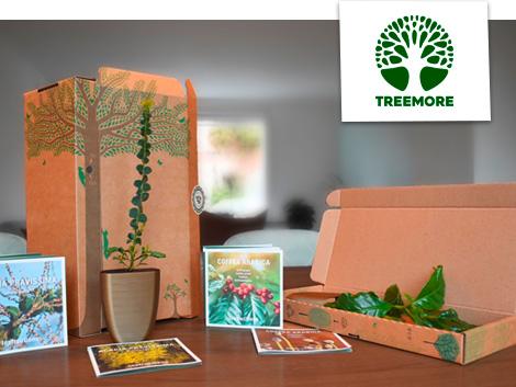 Treemore Pflanzenversand-Verpackung