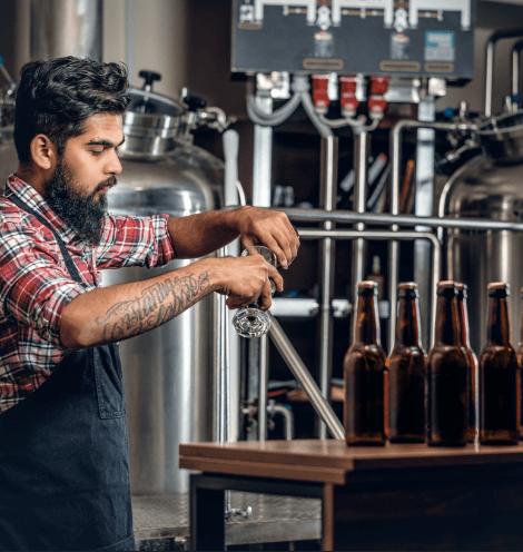 Start-Up Partner - Brauerei