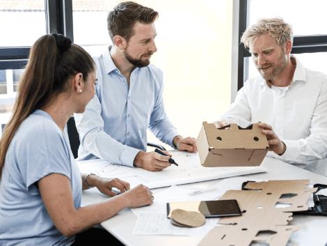 Start-Up Partner - Verpackungsentwicklung