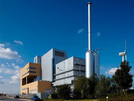 Kraftwerk Weener Energie
