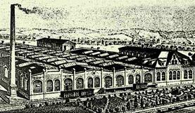 Papierfabrik wird in Grunbach gebaut