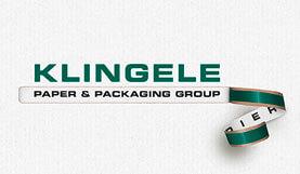 Die Klingele Paper & Packaging Group mit neuem Markenauftritt