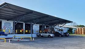 Produktionsstandort von Klingele auf der französischen Insel Guadeloupe