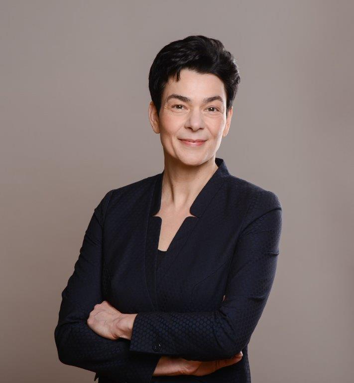 Carolyn Wagner, Mitglied der Geschäftsleitung der Klingele Gruppe