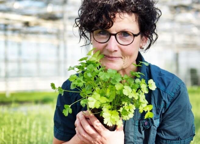 Aus Liebe zum Schutz der Pflanzen