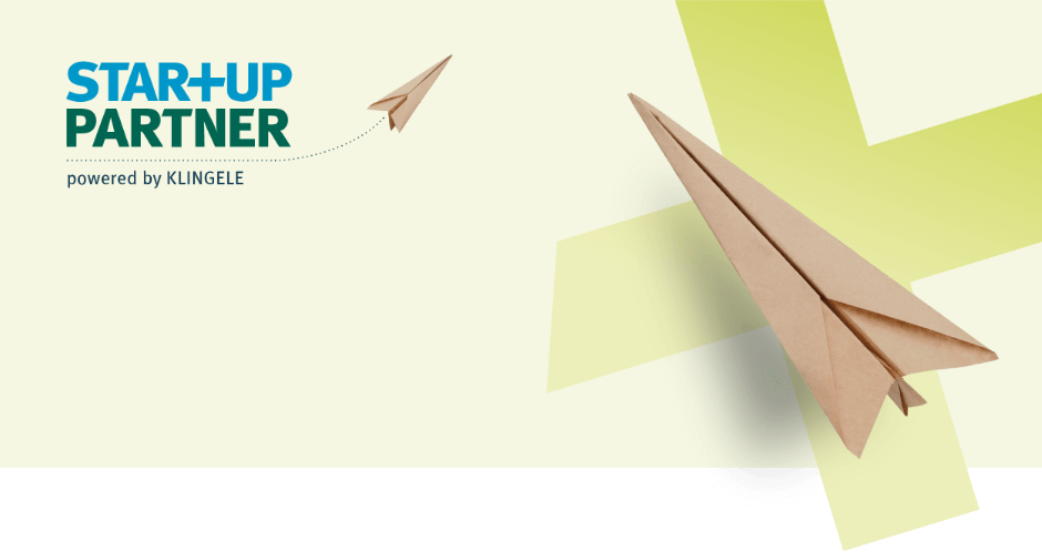 Start-Up Partner powered by Klingele