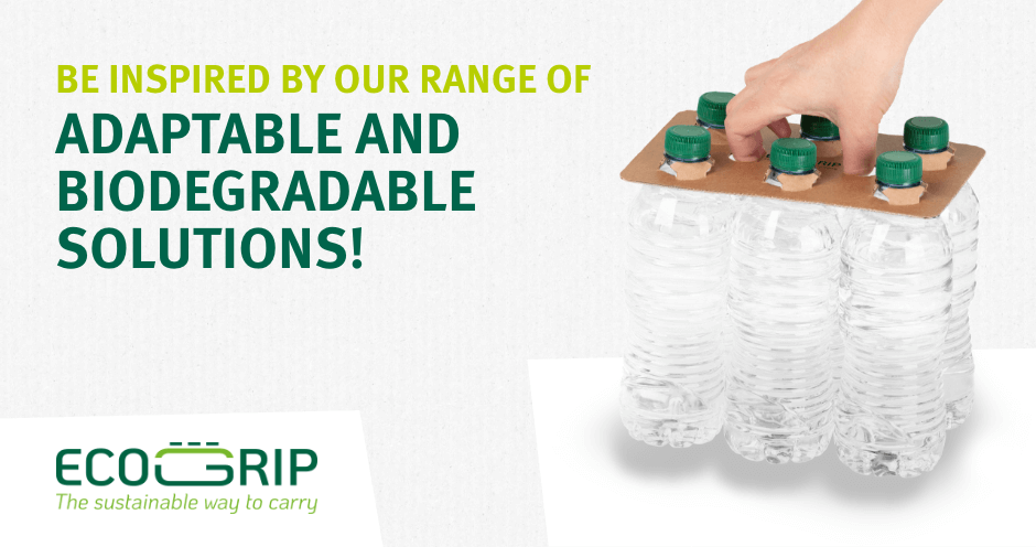 ECOGRIP - Be inspired by our range of adaptable and biodegradable solutions!