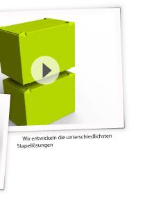 Klingele - Wir entwickeln die unterschiedlichsten Stapellösungen