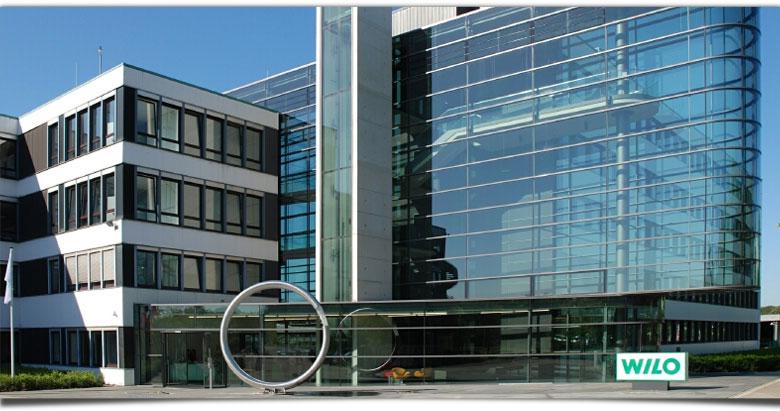 RFID bei WILO SE, Dortmund
