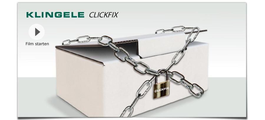Klingele CLICKFIX