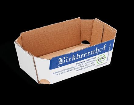Obstkörbchen - Bickbeernhof