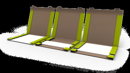 [Translate to niederländisch:] Buchverpackung für flache Packgüter
