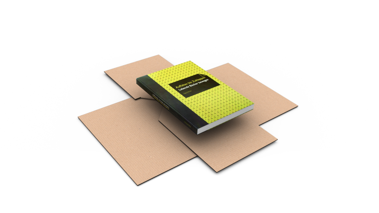 Drehfix - the ideal book packaging
