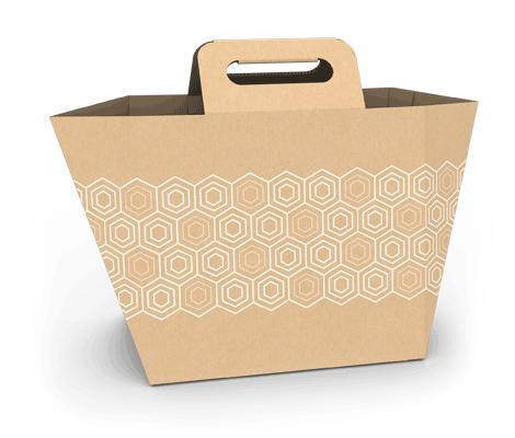 Carryboard - Einkaufstasche von Papyrus